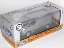 Ford Transit Custom V362 Moondust Silver Collectors Model Scale 1/43 51296 p
